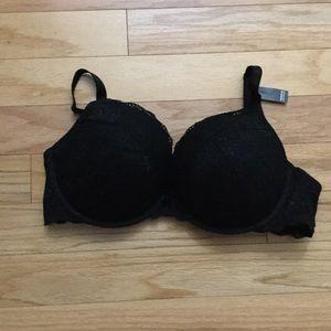 Torrid black bra size 42 D